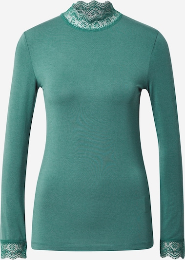 Maglietta 'Essential' Noa Noa di colore verde, Visualizzazione prodotti