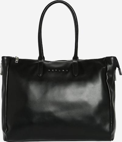 REPLAY Ručna torbica u crna, Pregled proizvoda