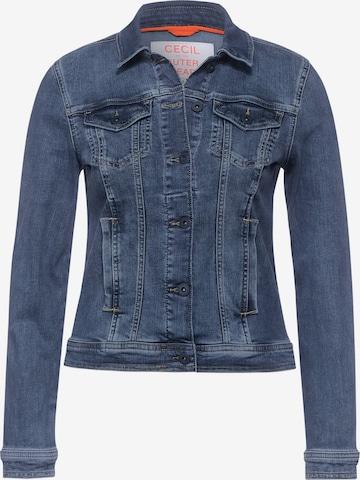 CECIL Between-Season Jacket in Blue