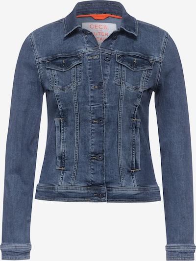 CECIL Jacke in dunkelblau, Produktansicht