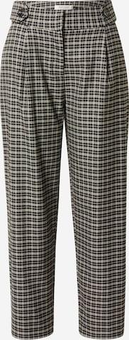 Pantalon 'CHARLINE' NAF NAF en noir