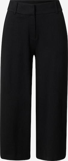 Pantaloni 'Sheila' Soft Rebels pe negru, Vizualizare produs