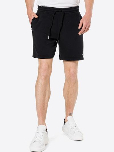 HOLLISTER Kalhoty - černá / bílá, Model/ka