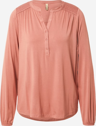 Soyaconcept Bluse 'MARICA' in pastellrot, Produktansicht