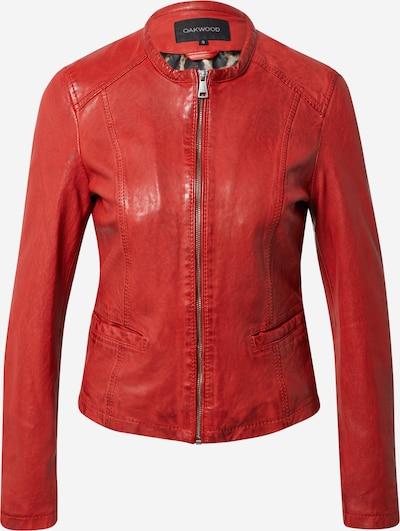 OAKWOOD Jacke 'Penny' in rot, Produktansicht