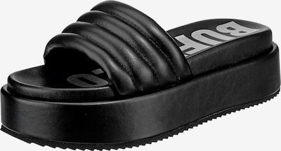 BUFFALO Pantolette 'Rovena' in schwarz, Produktansicht
