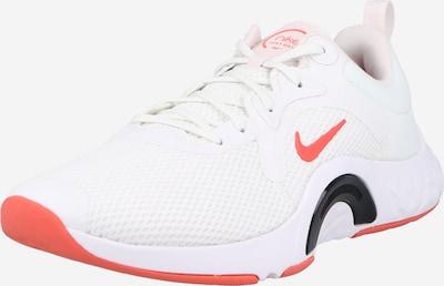 NIKE Спортни обувки 'Renew In-Season' в светлочервено / бяло, Преглед на продукта