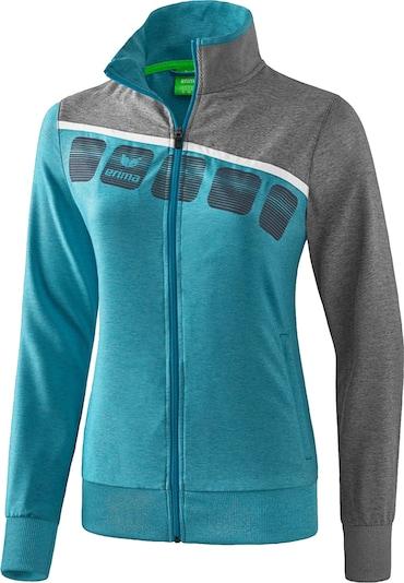 ERIMA Jacke in blau, Produktansicht