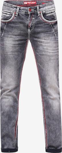 Rusty Neal Jeans 'NEW YORK 45' in grau, Produktansicht