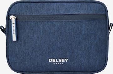 DELSEY Essentials Kulturbeutel 23 cm in Blau