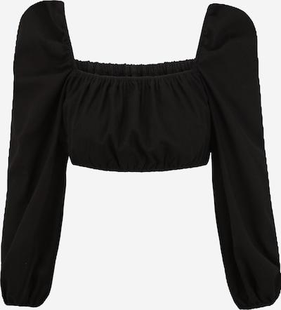 fekete Missguided Petite Póló, Termék nézet