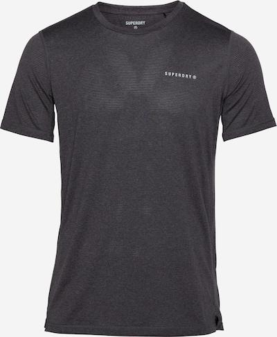 Superdry Koszulka w kolorze czarny / białym, Podgląd produktu