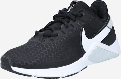 NIKE Sports shoe 'Legend Essential 2' in Black / White, Item view
