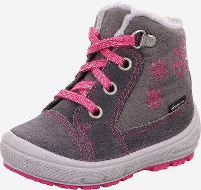 SUPERFIT Schuhe 'Goovy' in greige / rosa, Produktansicht