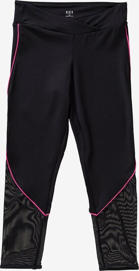 Bloch Leggings in pink / schwarz, Produktansicht