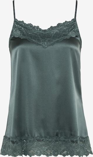 HALLHUBER Lingerietop in smaragd, Produktansicht