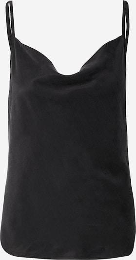 A LOT LESS Top 'Aurelia' in Black, Item view