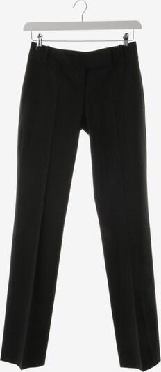 HUGO BOSS Hose in XS in schwarz, Produktansicht