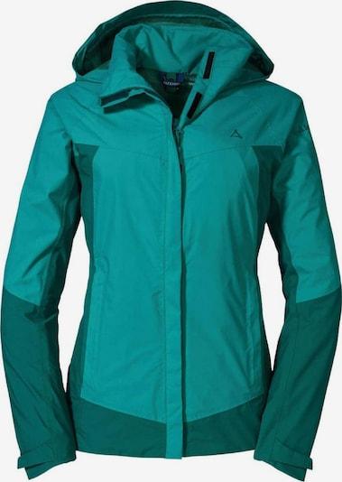 Schöffel Jacke 'ZipIn! Skopje3' in grün, Produktansicht