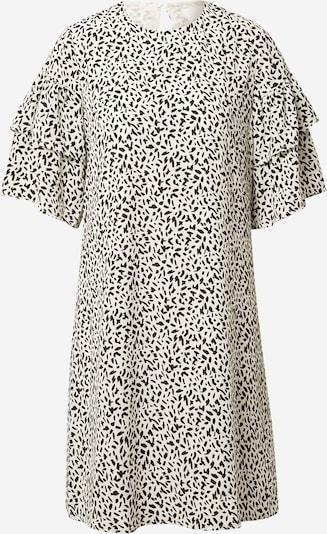 SELECTED FEMME Kleid in schwarz / weiß, Produktansicht