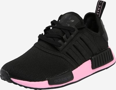 ADIDAS ORIGINALS Sneaker 'NMD_R1 W' in lila / schwarz, Produktansicht