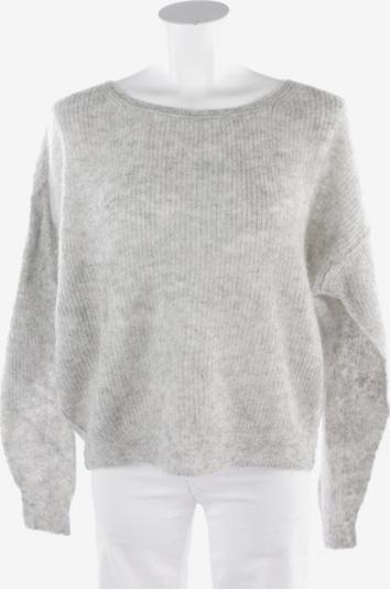 AMERICAN VINTAGE Pullover / Strickjacke in S in hellgrau, Produktansicht