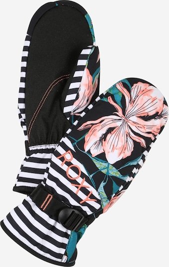 ROXY Sportovní rukavice 'JETTY SE MITT J MTTN' - růžová / černá / bílá, Produkt