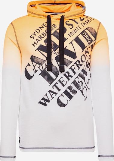 CAMP DAVID Majica | rumena / črna / bela barva, Prikaz izdelka