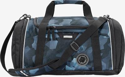 Coocazoo Sporttas in de kleur Blauw / Grijs, Productweergave