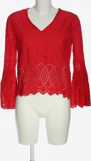 Sfera Schlupf-Bluse in M in rot, Produktansicht