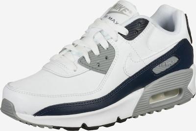 NIKE Schuhe ' Air Max 90 LTR GS ' in grau / schwarz / weiß, Produktansicht