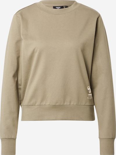 Hummel Sudadera 'Skylar' en caqui / blanco, Vista del producto
