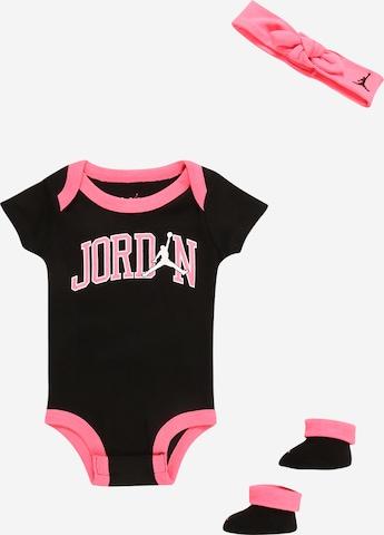 Jordan Set in Schwarz