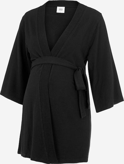 MAMALICIOUS Kimono in Black, Item view