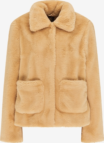 taddy Winter Jacket in Brown