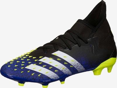 ADIDAS PERFORMANCE Soccer shoe 'PREDATOR FREAK' in dark blue / yellow / black / white, Item view