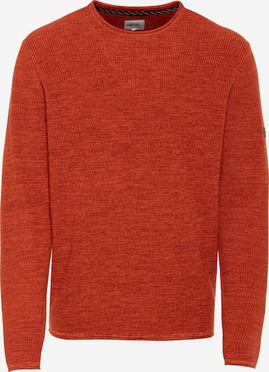 CAMEL ACTIVE Pullover in Regular Fit in orange, Produktansicht