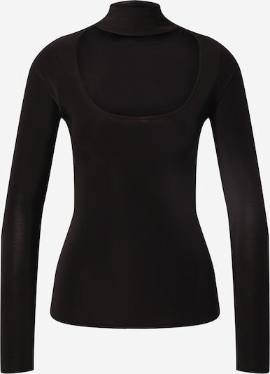 Tricou 'ALLIE' Femme Luxe pe negru, Vizualizare produs