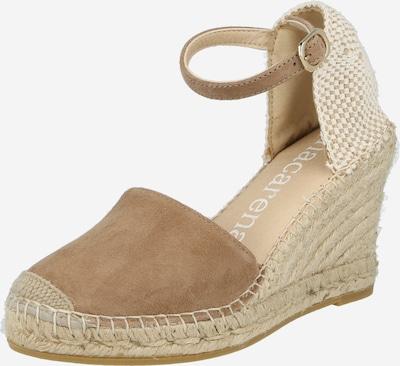 MACARENA Sandal 'CARLA 6' in Beige / Taupe, Item view
