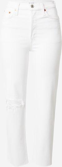 RE/DONE Τζιν 'STOVE' σε λευκό, Άποψη προϊόντος