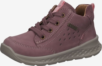 SUPERFIT Sneaker in lila / pink, Produktansicht