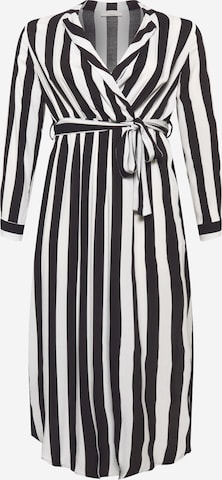 Guido Maria Kretschmer Curvy Collection Kleid 'Denise' in Weiß