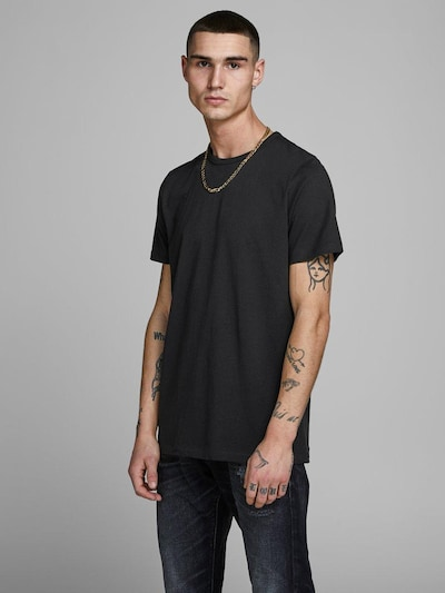 JACK & JONES Tielko - čierna, Model/-ka
