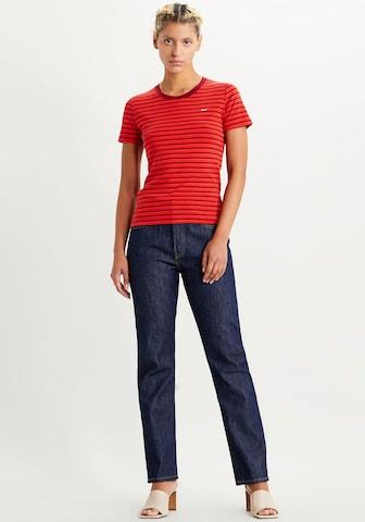 LEVI'S Jeans '501® ORIGINAL' i blå