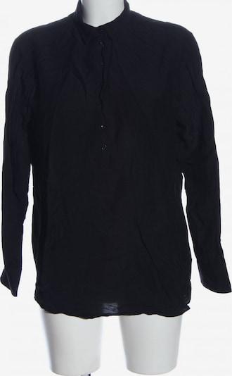 ETERNA Hemd-Bluse in XL in schwarz, Produktansicht