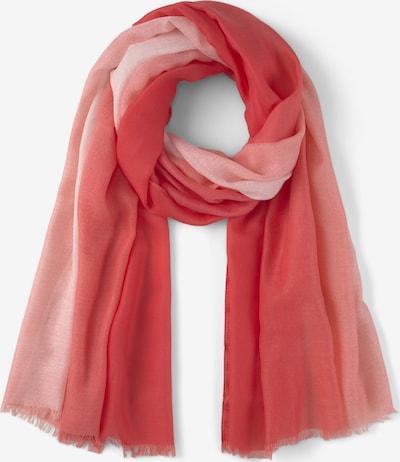 TOM TAILOR Sjaal in de kleur Pink / Lichtroze, Productweergave