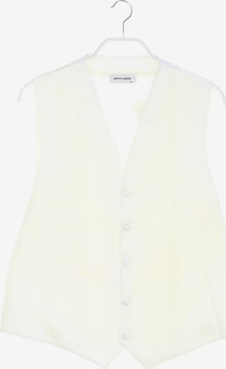 PIERRE CARDIN Weste in XL in weiß, Produktansicht