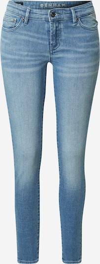 Jeans DENHAM pe albastru denim, Vizualizare produs