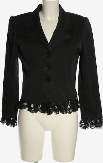 Bea Tricia Kurz-Blazer in XL in schwarz, Produktansicht