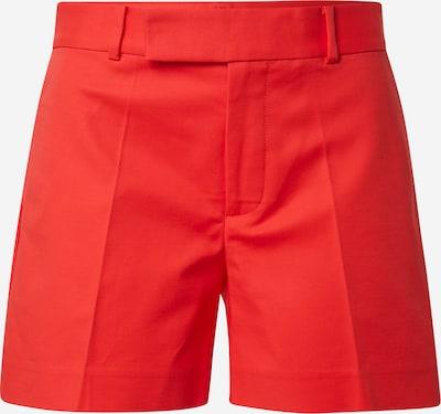 Lauren Ralph Lauren Παντελόνι με τσάκιση 'DEVAYNE' σε ανοικτό κόκκινο, Άποψη προϊόντος